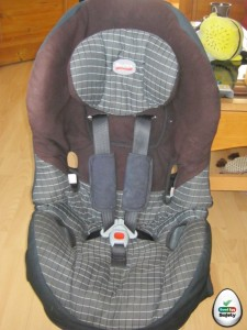 Reusing child car seats