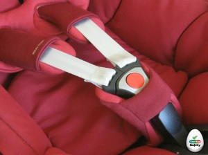 The child car seat harness - Updated