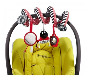 Mamas-and-Papas-bed-wrap-around-toys-Activity-Spiral-Stroller-and-Car-Seat-Toy-Ladybug