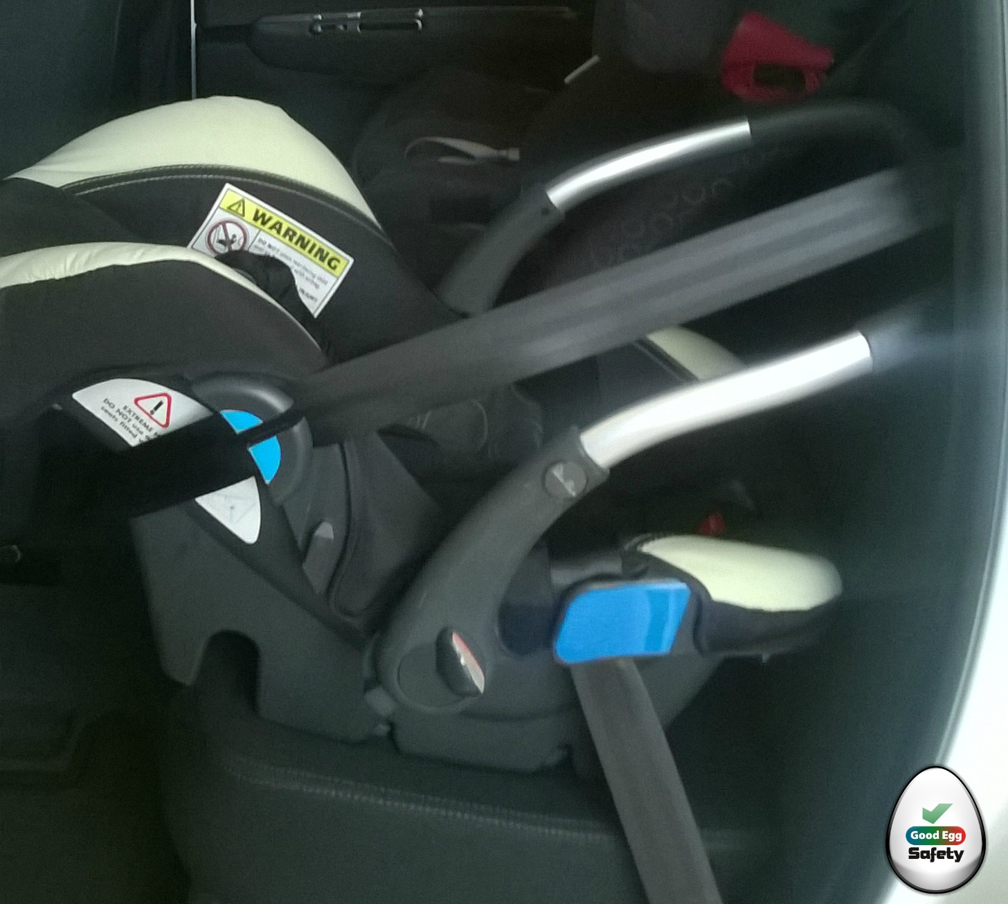 Tips For Fitting A Child Car Seat With A Seat Belt Good