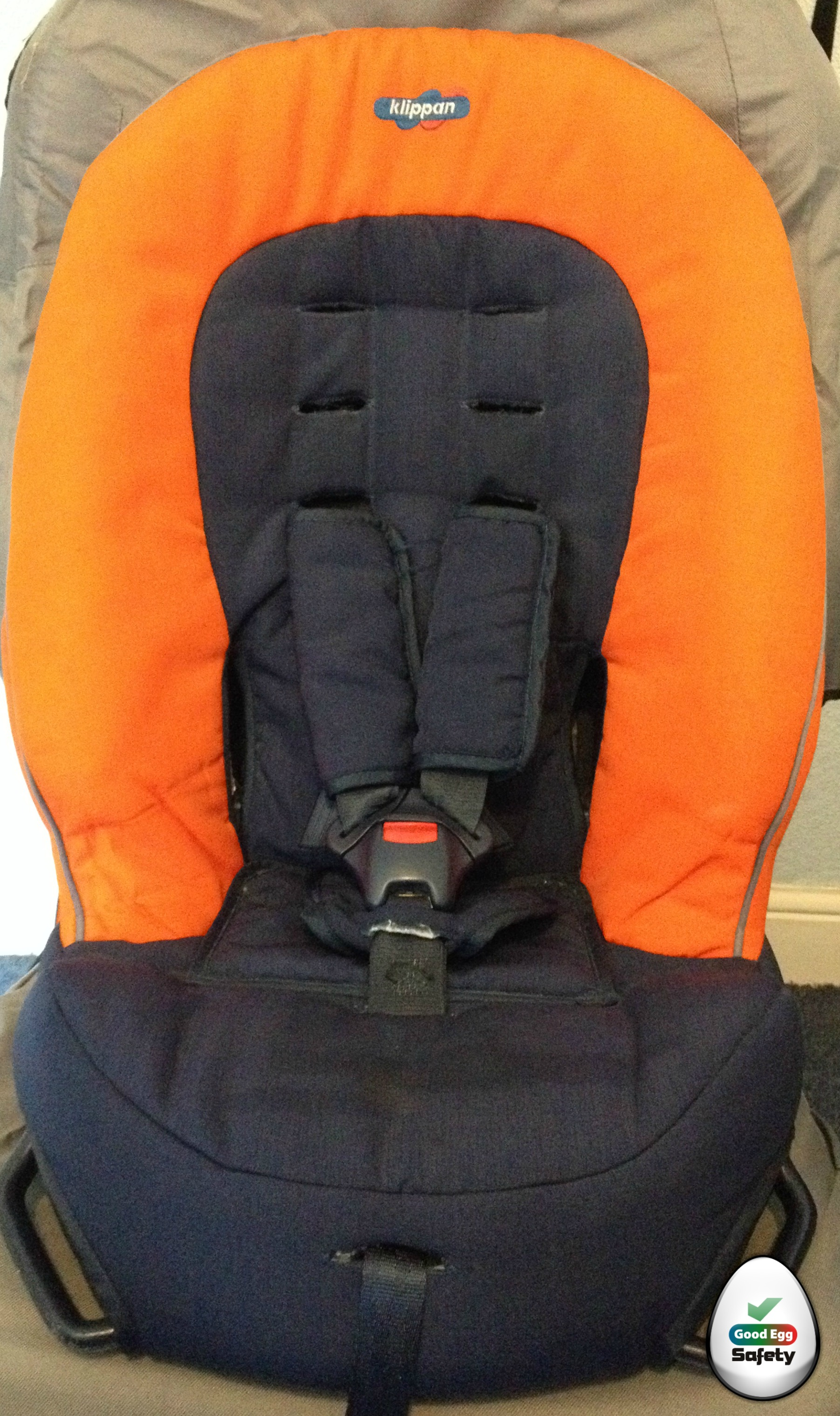 Second hand car seat danger - Case study 3