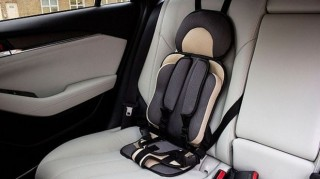 'Killer car seats' sold online for £8