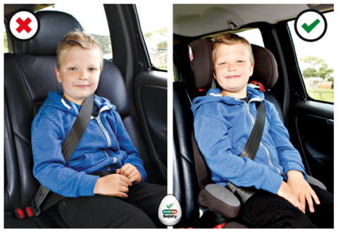 Child Car Seat Standards Change