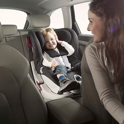 Child seat group stages - Good Egg Car Safety