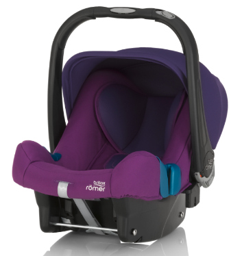 Child seat group stages