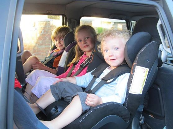 Extended Rear Facing Car Seats - Good