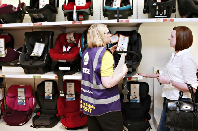 Revealed: the child car seat retailers 'putting babies lives at risk'
