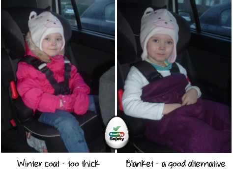 Child Car Seat Safety Tip 5a