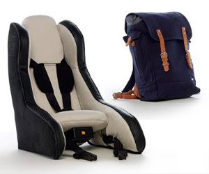 Inflatable Car Seat 2