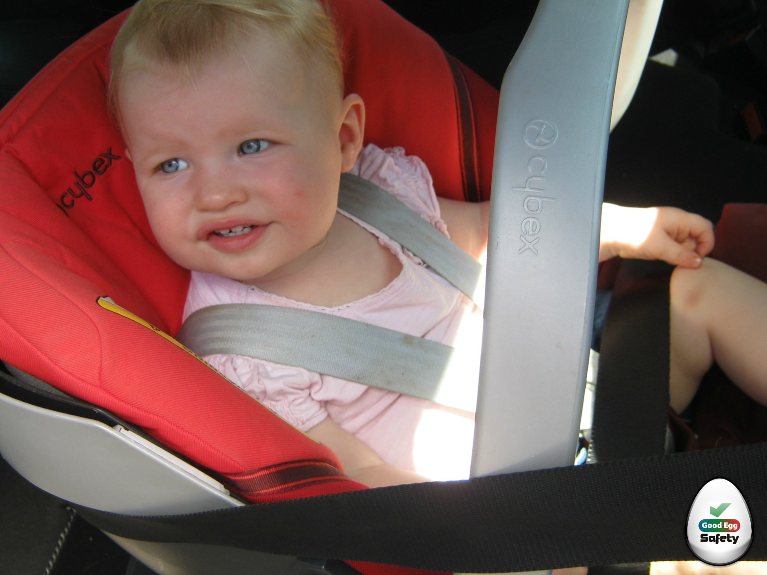 When is the infant car seat outgrown? - Good Egg Car Safety
