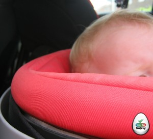 Infant car seat outgrown 3