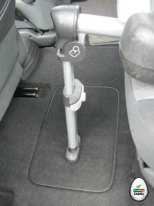 Floor storage and child car seats - Good Egg Car Safety