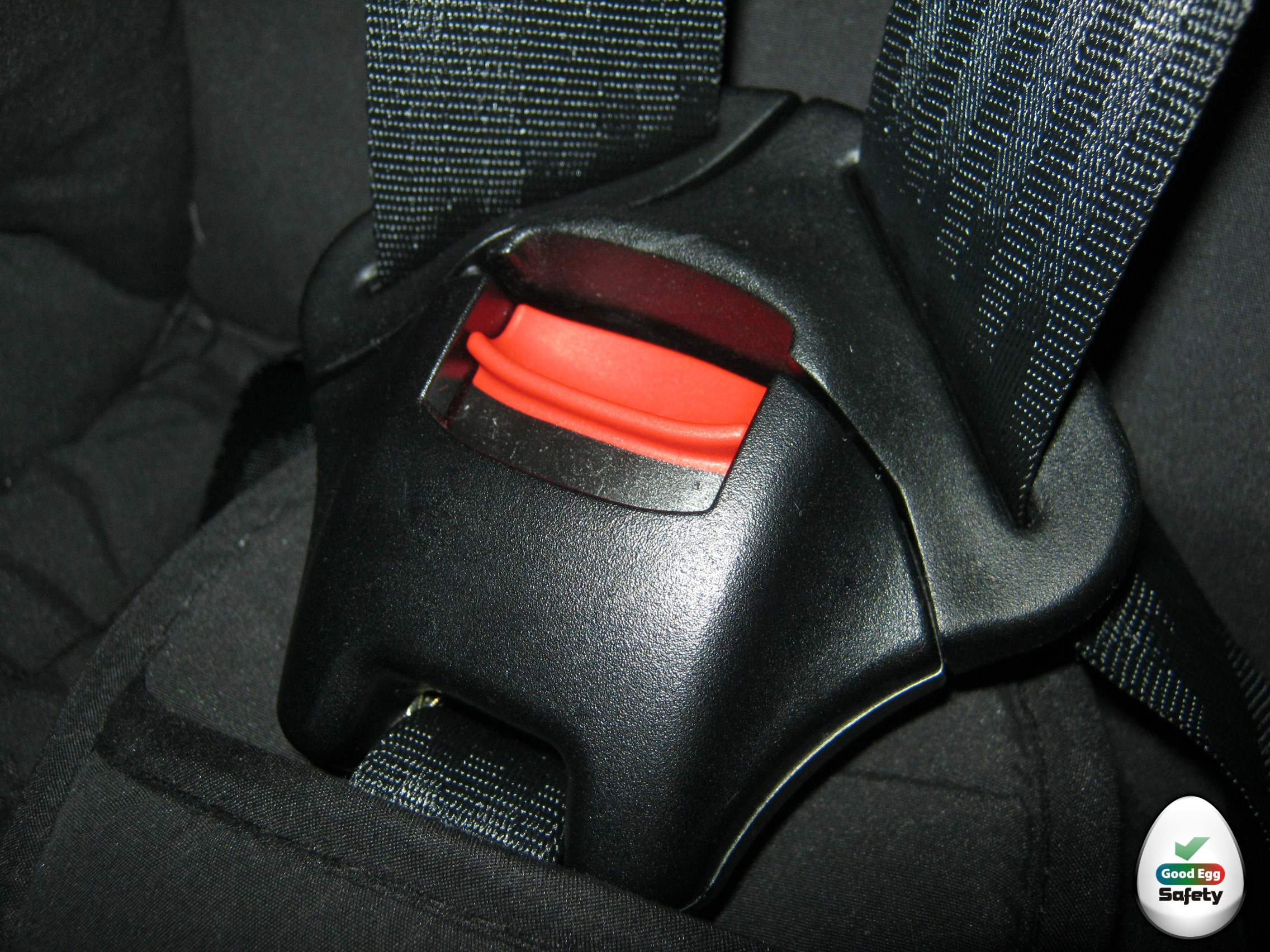BUCKLE Overlay Clothing In The Car Seat