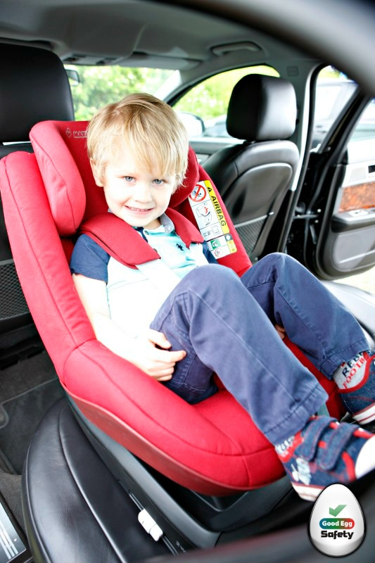 The Child Car Seat Harness