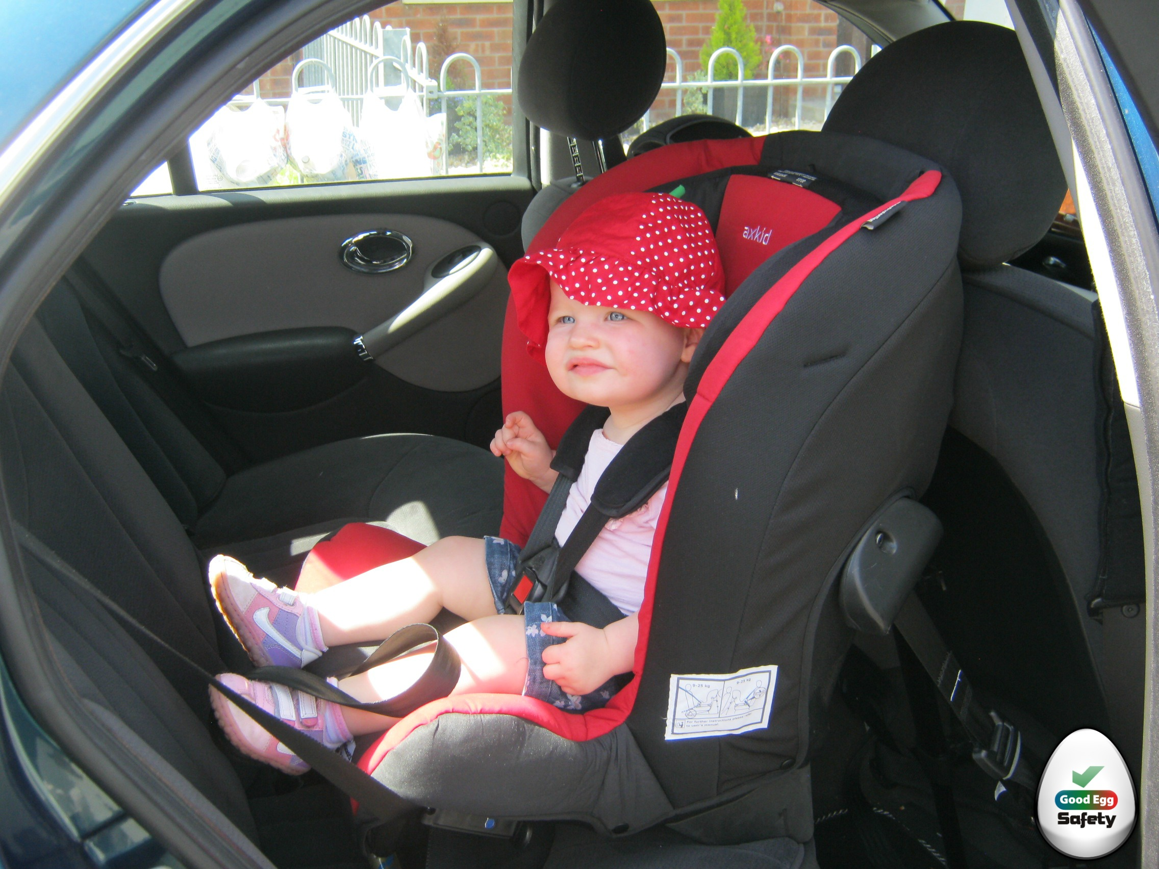 When Should I Turn My Baby Forward Facing Good Egg Car Safety