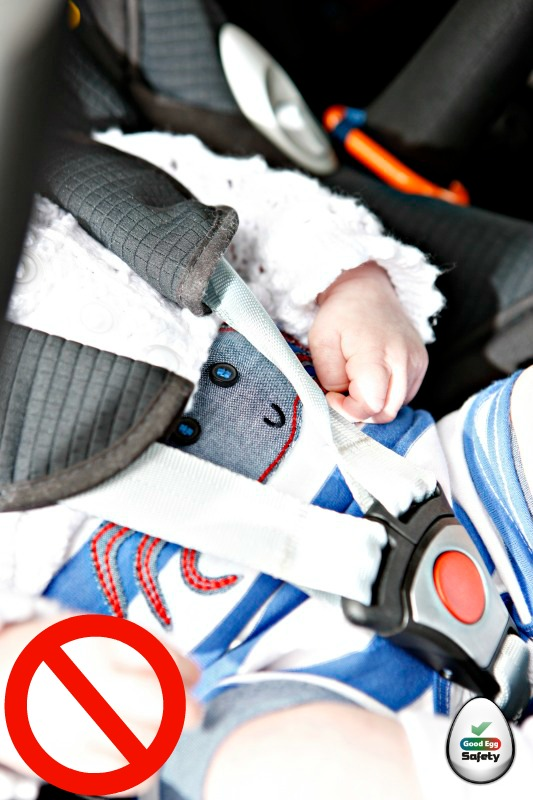 5 Steps To Strap Your Child Into Their Car Seat Correctly
