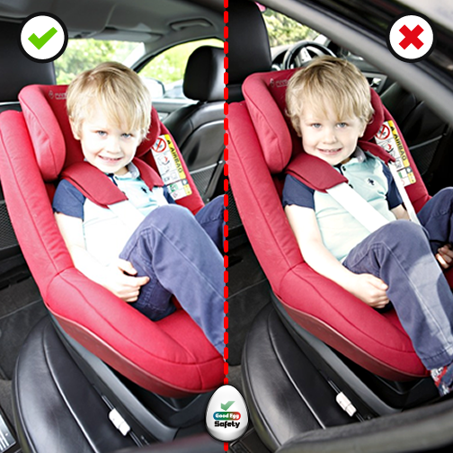A child car seat is not enough - Good Egg Car Safety